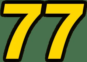 James Clarke Racing #77