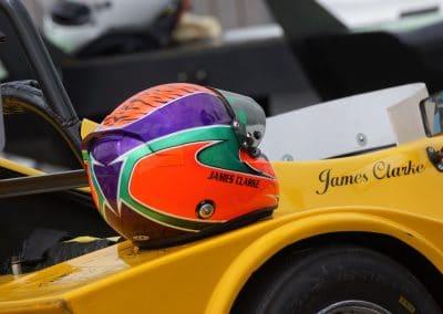 Smart new helmet!