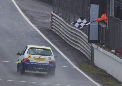 First JSCC win - Brands Hatch July 2015