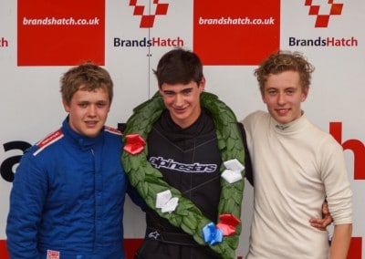 First win in cars -Brands Hatch July 2015