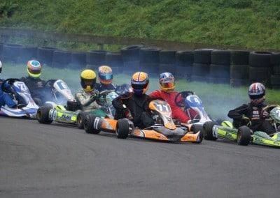 Pole position - Shennington 2014