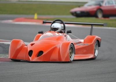 Slique testing at Silverstone GP March 2016