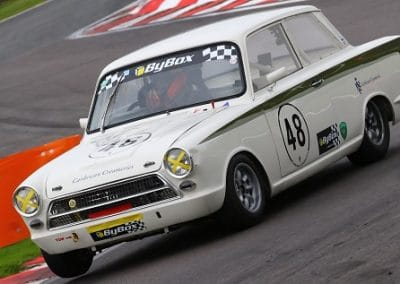 Wheel in the air! Oulton Park 28 June