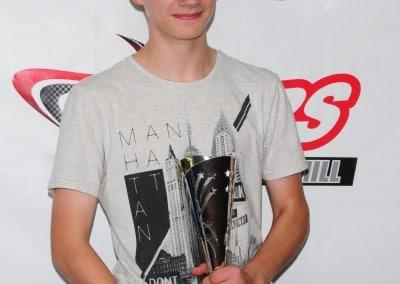 Winning Junior TKM Interclub Grand Final - Whilton Mill 2013