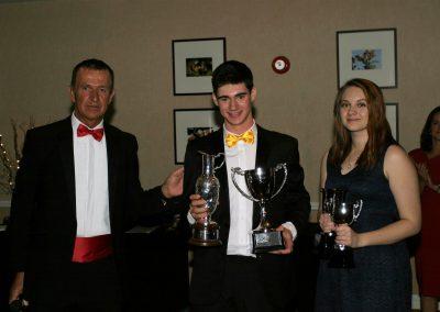 Clubmans & HSCC Trophies